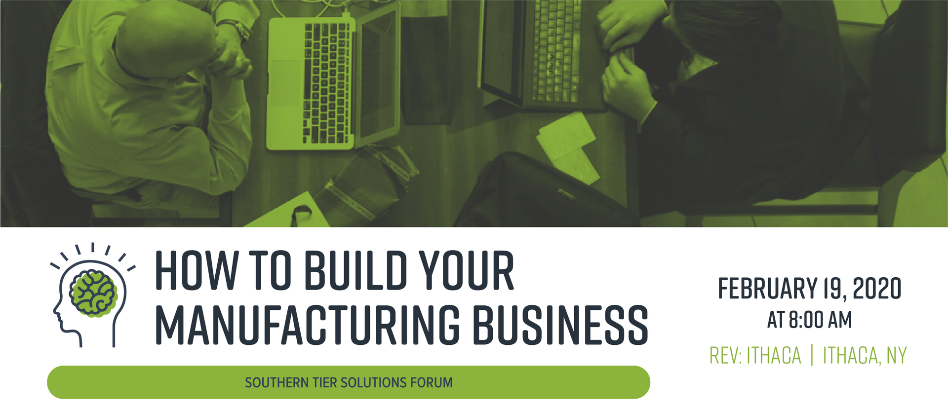 How to build your manufacturing business